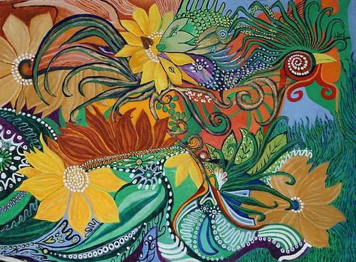 Naive Art from Santa Clara, Cuba