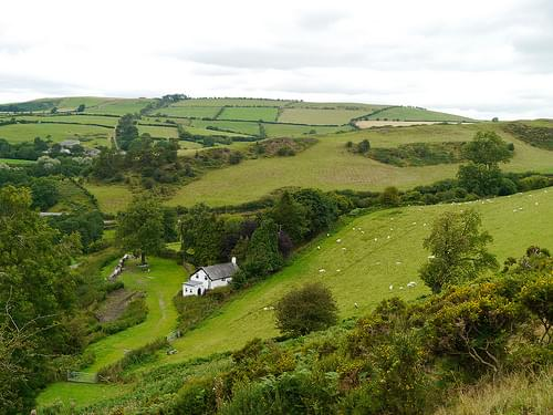 Offa's Dyke - Hills
