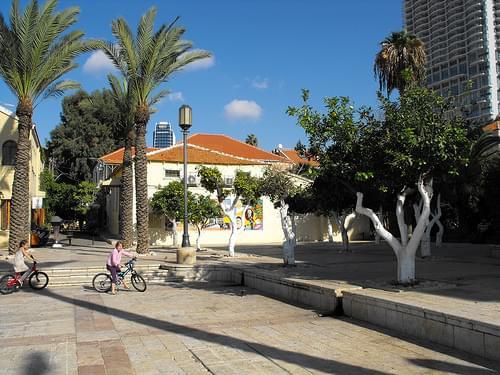 Tel Aviv-Yafo - Neve Tzedek