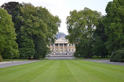 Royal Palace of Laeken, Brussels