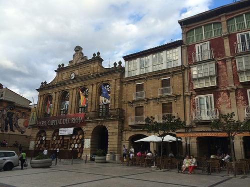 Town Center, Haro