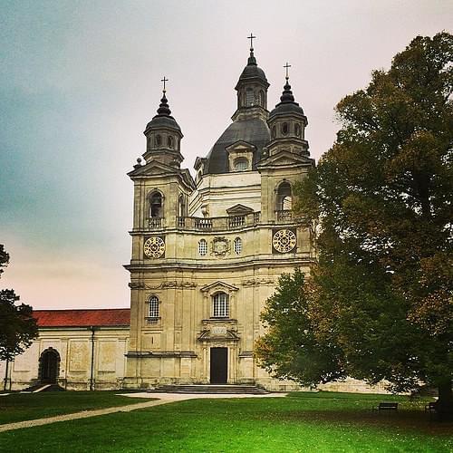 #Pažaislis #Monastery #Kaunas