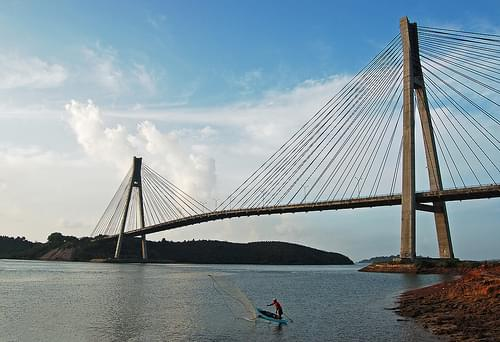 Barelang Bridge, Batam