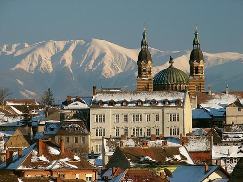Sibiu - Romania's Orthodox Cathedral