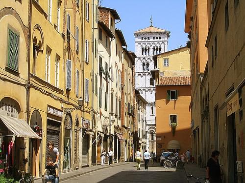 Historic Center, Lucca