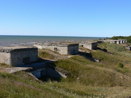 Liepaja Northern Forts