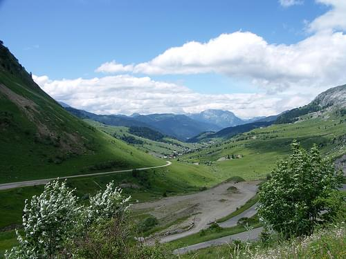 Route du Galibier