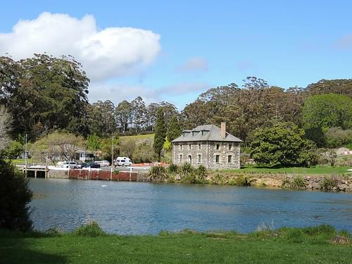 The Stone Store - Kerikeri - Bay of Islands - New Zealand
