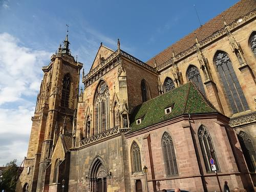 St Martin's Church, Colmar (3)