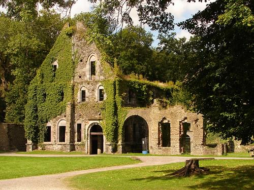 Villers-la-Ville - Abbaye de Villers