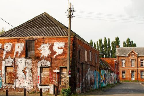 The Doomed City of Doel