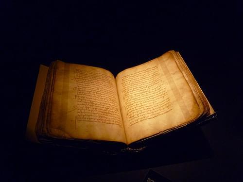 Svaneti Museum, Mestia- Ancient Book