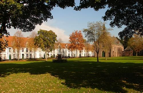 The Beguinage, Dendermonde