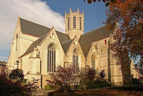 Dendermonde - Onze Lieve-Vrouwekerk