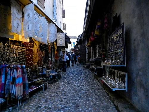 Kujundziluk (Old Bazar) Mostar