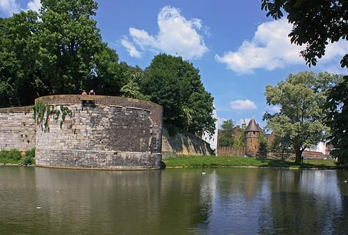 Maastricht - Rondeel de Vijf Koppen