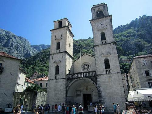 1408221137 - Montenegro Kotor Cathedral of St Tryphon