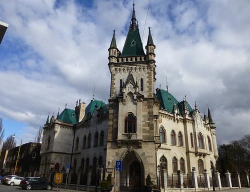 Kosice - Jakab's Palace