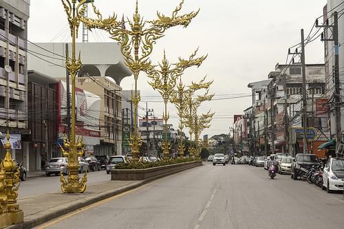 Thanon Bap Prakan Road
