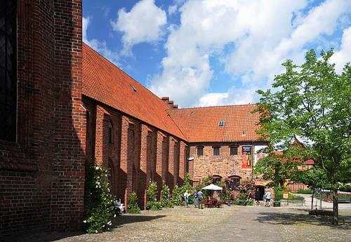 Klostret i Ystad / Ystads kulturhistoriska museum