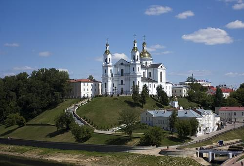 Uspensky Cathedral, Vitebsk