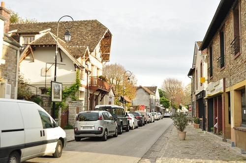 Barbizon, France