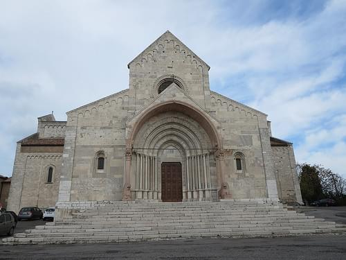 Cathedral of San Ciriaco, Ancona (1)