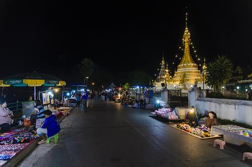 Town Center, Mae Hong Son