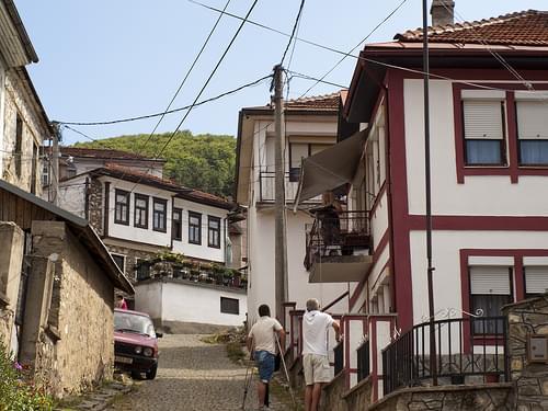 Krusevo Street