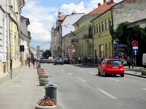 Cluj-Napoca - Napoca street
