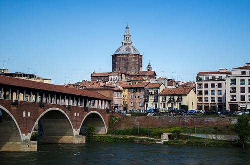 Ponte coperto & Duomo