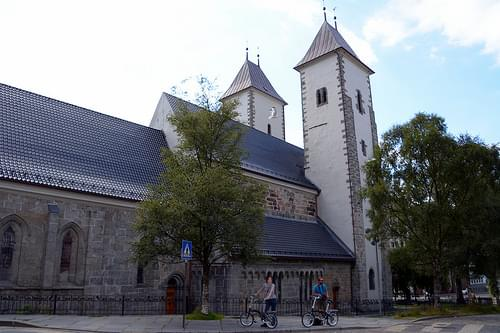 St Mary's Church, Bergen