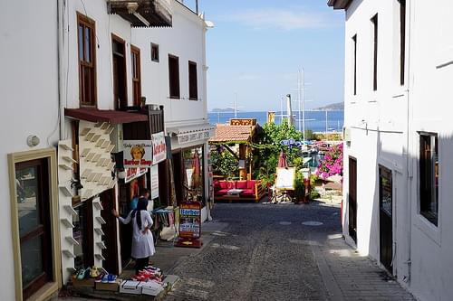 Historic Center, Kalkan