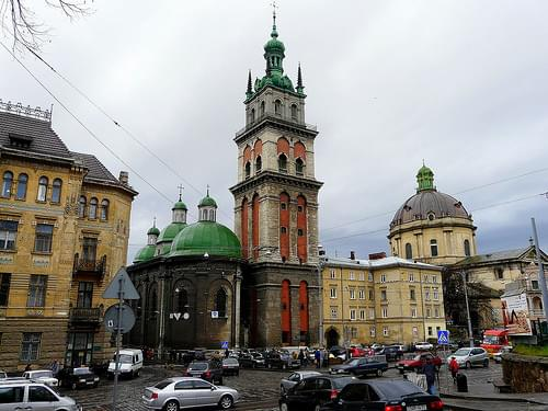 Lviv churches
