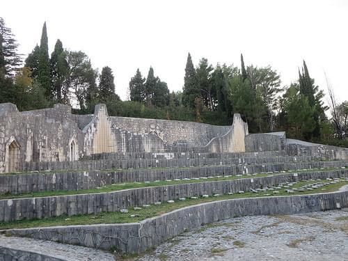 Partisan Memorial Cemetery, Mostar (30)