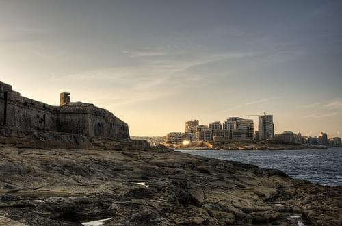 Fort St. Elmo and Fort Tigne, Malta