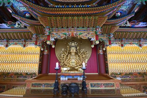 Bodhisattva's Thousand Arms