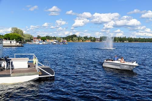 Mora lake