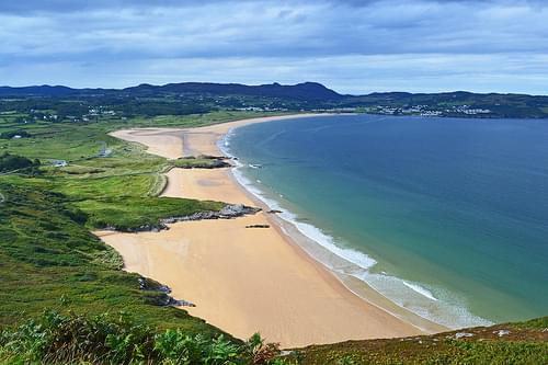 Ballymastocker Beach