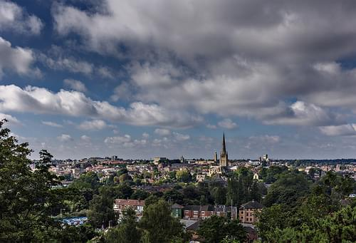 Norwich view
