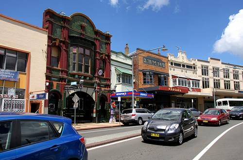 Historic Center, Katoomba