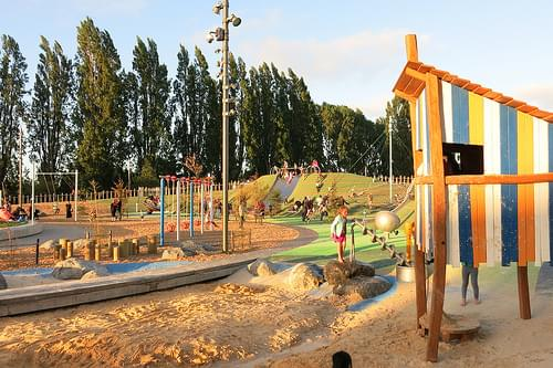 Margaret Mahy Family Playground, Christchurch