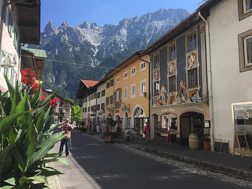 Mittenwald, Austria with Headwater Holidays