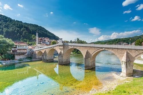 Old Bridge, Konjic