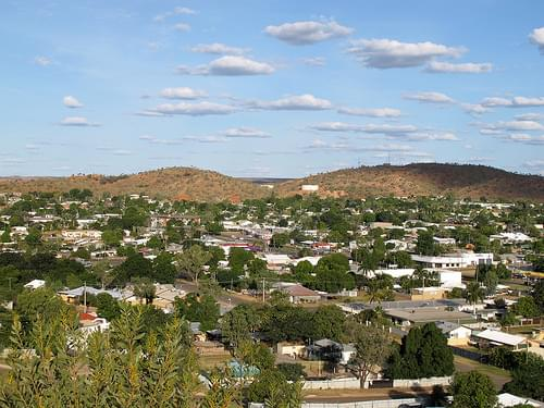 City Look Out, Mount Isa