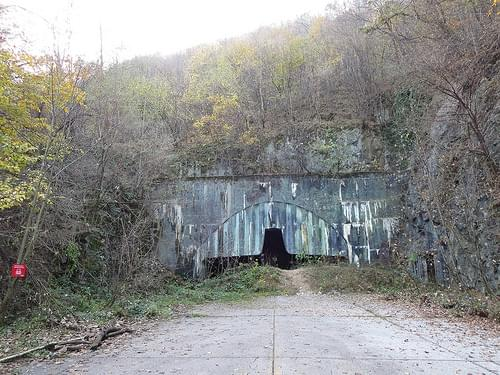 Zeljava Airbase - abandoned airbase built into the bottom of mountain (32)