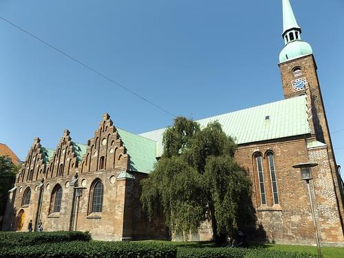 Church of Our Lady, Aarhus