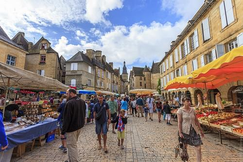 Historic Center, Sarlat la Caneda