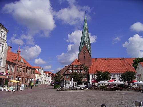Eutin, Marktplatz