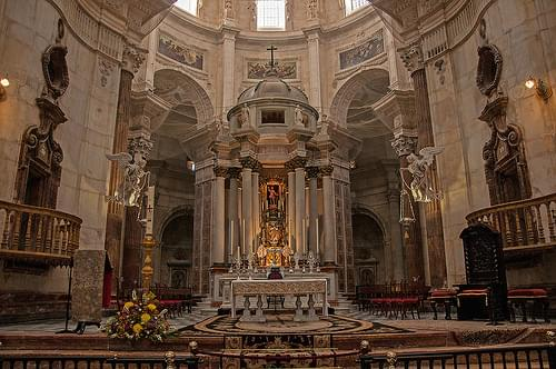 The Altar - Cadiz Cathedral